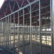 wall partition galvanized drywall metal stud and tracks buy