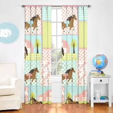 mainstays country meadows girls bedroom curtain panel walmart com