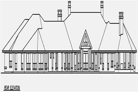 4 bedrm 6610 sq ft georgian house plan 195 1162