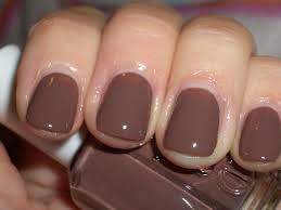 essie cocoa nails pinterest winter collection winter
