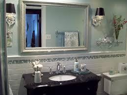 polished nickel bathroom ceiling light metal wall flower sconces