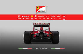 ferrari back view f1 hype ferrari breaks digital cover on sf15 t motorworldhype