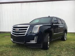 cadillac escalade auto review 2017 cadillac escalade full size suv comes up short