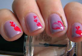 love 4 nail art beautify themselves with sweet nails