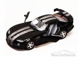 black dodge viper dodge viper gts r black kinsmart 5039d 1 36 scale diecast