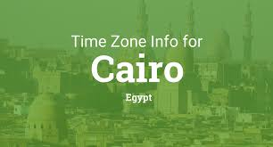 Global Time Zones Map by Daylight Saving Time Dates For Egypt U2013 Cairo Between 2010 And 2019