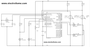 On Off Timer Circuit Diagram Using Analog Comparator In Pic Microcontroller Mikroc