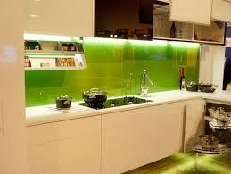 Kitchen Glass Tile - kitchen cool glass kitchen backsplash ideas solid glass