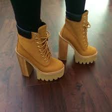 womens boots heels womens construction boots with heels with simple creativity