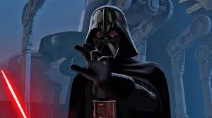 Star Wars Office Darth Vader Returns Get An Exclusive Look At The Villain U0027s