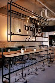 Best  Cafe Interior Design Ideas On Pinterest Cafe Shop - Modern cafe interior design