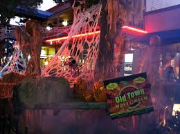 party central halloween old town offers fun for everyone wanting a budget friendly