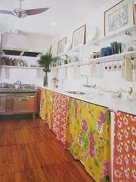 No Door Kitchen Cabinets Green