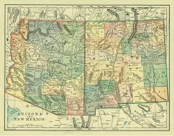 New Mexico Maps by File Arizona And New Mexico Territories Map 1896 Jpg Wikimedia