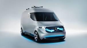 mercedes maker mercedes and matternet unveil vans that launch delivery