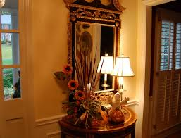 decorating for halloween and autumn