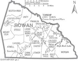 rowan county carolina