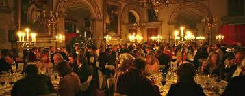 Parties And Dining  Belvoir Castle - Castle dining room