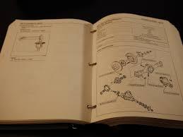 fs trooper 2001 workshop manual and 1998 parts catalog isuzu