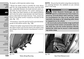Fiat Freemont Specs Fiat Freemont User Manual Page 158 266