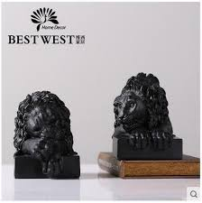 Statue For Home Decoration Creative Resin Vintage Statue Home Decor Crafts Room