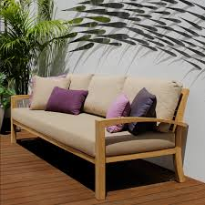 Modern Teak Outdoor Furniture by Royal Botania Ixit Lounge Teak Garden Sofas Decadent Style U0026 Comfort