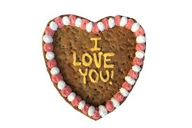 cookie gram heart shaped cookiegram s day cookie delivery ca