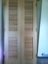 Louvered Closet Doors Interior Closet 18 Closet Door Barn Doors Interior Closet Doors The Home