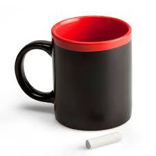 ceramic chalk mug brandability