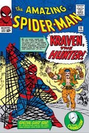 amazing spider man vol 1 15 marvel database fandom powered