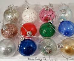 diy nail polish christmas ornaments 3 steps with pictures