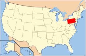 Chester Pa Map Thornton Pennsylvania Wikipedia
