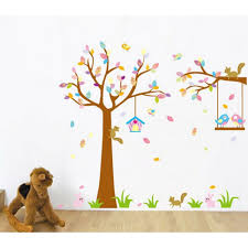 13 tree and birds wall decal lovely birds and tree wall decals tree and birds wall decal
