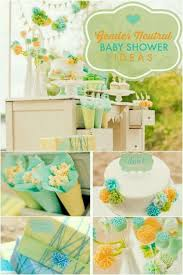 unisex baby shower 22 best baby shower images on baby shawer and
