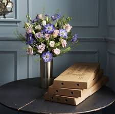 flower subscription three month letterbox flower subscription by bloom