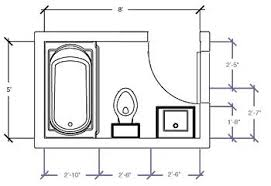 bathroom design plans small narrow bathroom ideas with tub and shower search