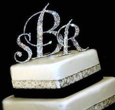 wedding cake toppers initials letter monogram cake toppers letter monogram cake toppers