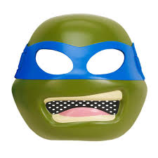 leonardo ninja turtle halloween costume teenage mutant ninja turtles deluxe mask leonardo merged bandana