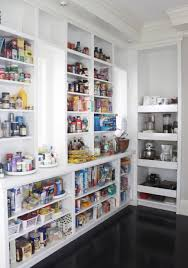 kitchen simple and neat kitchen pantry decorating design ideas