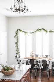 Christmas Kitchen Curtain by Christmas Kitchen Maison De Pax