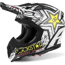 motocross protection gear airoh 2017 aviator 2 2 rockstar helmet mxstore picks