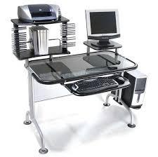 Simple Computer Desk The 25 Best Metal Computer Desk Ideas On Pinterest Simple