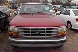 1992 Ford F150 1992 Ford F150 Xlt Pickup Truck Item K4826 Sold January