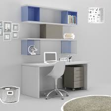 bureaux ado bureau ado avec niches déco en méthacrylate compact so nuit