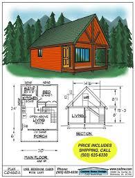 floor plan loft house mediterranean bedroom cottage orig cabin house plans with detached in suite arizonawoundcenters