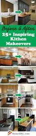 25 before and after budget friendly kitchen makeover ideas and