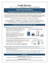 Sample Cfo Resumes by Executive Resume Trends For 2017