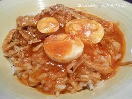 southern with a twist mama u0027s red chicken stew