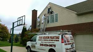 commerce michigan exterior interior house painters four season