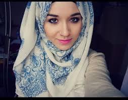 Tutorial Hijab Nabiilabee | blue print hijab nabiilabee hijabi pinterest hijabs printing